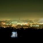 التلوث الضوئي