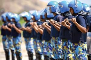 Peacekeeping - UNMIT