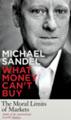 What Money can;t Buy Sandel