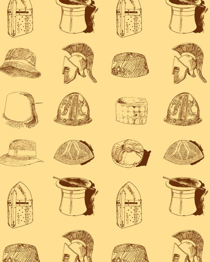 القبعات وأغطية الرأس