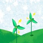 ماذا يحصد مزارعو الرياح؟