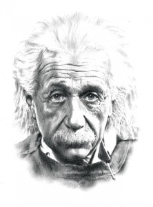 Einstein_by_Isra2007