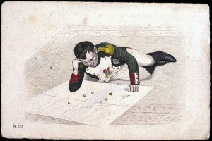 napoleon-plotting-strategy-with-map