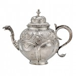 dutch-silver-tea-pot-antique-eagle-spout