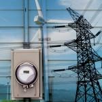 الشبكة الكهربائية الذكية