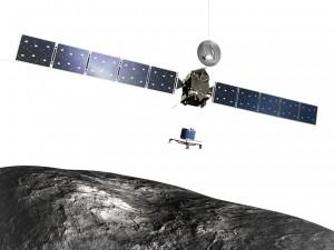 Rosetta-Philae-Artist-Impression mod
