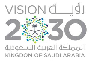 SAUDI VISION 1 logo