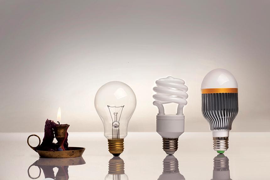 مصابيح الإنارة وجدواها الاقتصادية | أجهزة وتقنيات